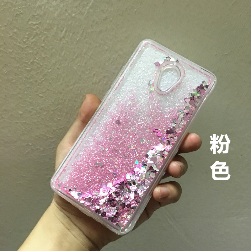 Vivo V9 Case, Glitter Bling Dynamic Quicksand Star Liquid Silicone soft Back Cover case For Vivo V9 / Vivo Y85 (6.3inch)