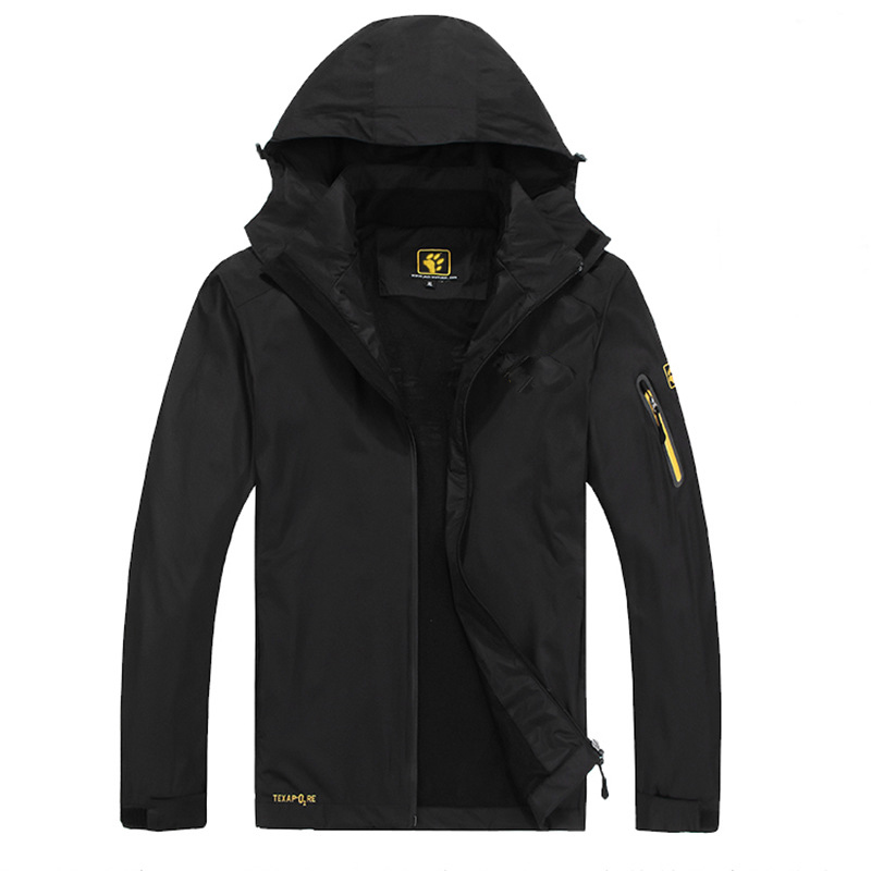 Mens Outdoor Hiking Jacket Men Spring Sports Rain Coat Climbing Hiking Trekking Windbreaker Fishing Waterproof Jackets DropshipMens Outdoor Hiking Jacket Men Spring Sports Rain Coat Climbing Hiking Trekking Windbreaker Fishing Waterproof Jackets Dropship