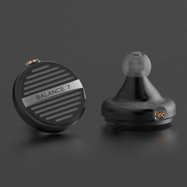 TFZ Balance 7 New Generation of Flat-panel Flagship Earphones HiFi In- Ear Earphones 6