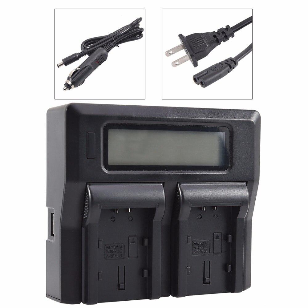 + Cargador NX3000 Black NX mini B740AE 1x Baterìa para Samsung S4 Zoom