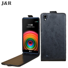 Cover for LG X Power F750K K450 K210 K220 Dual SIM K220DS leather case  For LG X Power Mobile Phone Bag&Protective