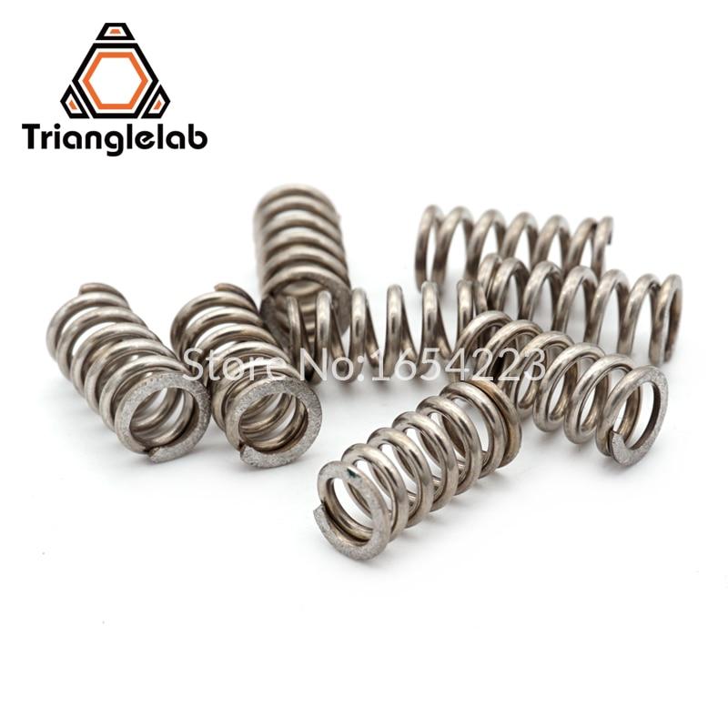 Trianglelab 3d Printer Titan Extruder  Strong Spring For 3D Printer Parts Extruder Reprap  Mk8  I3