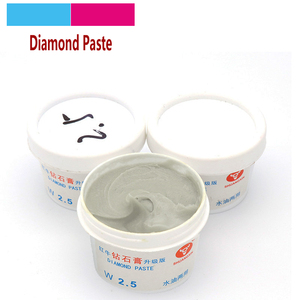 1pcs Diamond Polishing Grinding Paste Water Oil Dual-used 60g For Jade Emerald Mirror Surface Agate Metal Mould Stainless Steel(China)