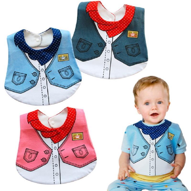 1Pcs Baby Bibs Stuff Toddler Kids Feeding For Newborns Accessories Burp Cloth Nursing Scarf