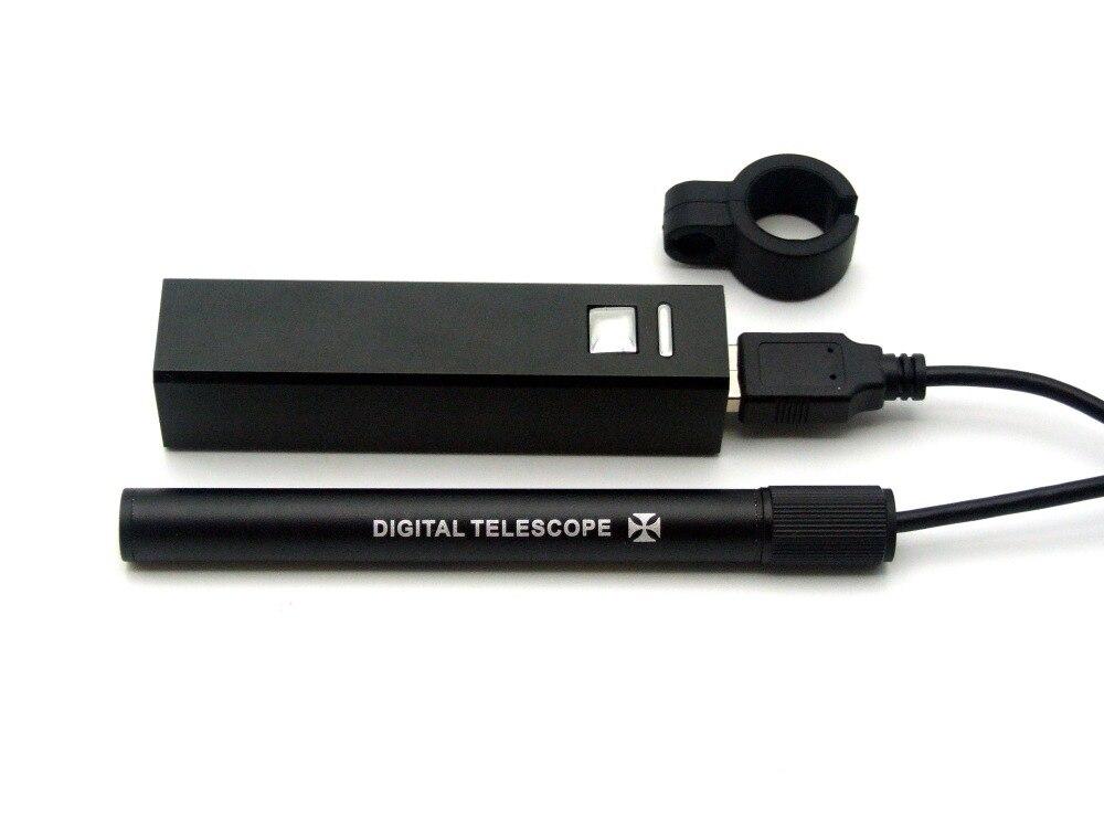 Pentype Wifi USB Charge télescope numérique 50 M longue Distance industrielle caméra enregistreur moniteur de sécurité pour IOS Ipad Android