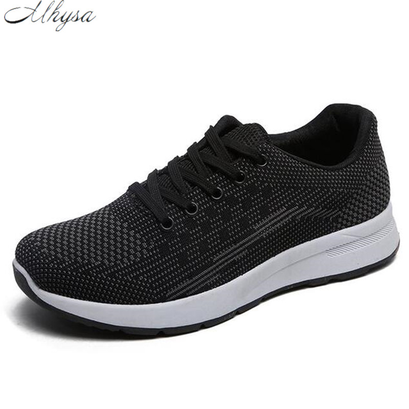 Mhysa 2019 new ladies fashion spring and autumn lace casual shoes lightweight comfortable breathable ladies flat sneakers L265Mhysa 2019 new ladies fashion spring and autumn lace casual shoes lightweight comfortable breathable ladies flat sneakers L265