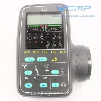 PC120 6 PC130 6 6D102 do koparek Monitor ASS'Y w języku angielskim i japońskim naklejki 7834 77 2000 w Sprężarki klimatyzacji i sprzęgła od Samochody i motocykle na