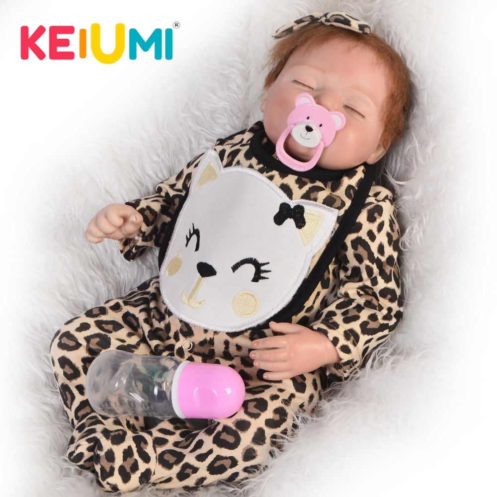 Collectible Alive Reborn 55 cm Babies Silicone Reborn Dolls Babies Realistic Princess Asleep Stuffed Doll For Kids Bedtime ToysCollectible Alive Reborn 55 cm Babies Silicone Reborn Dolls Babies Realistic Princess Asleep Stuffed Doll For Kids Bedtime Toys