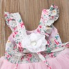 Floral Tutu Dress 5
