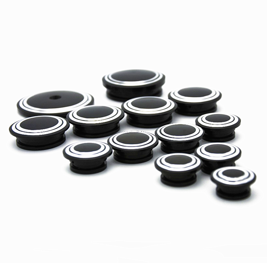 R NINE T Frame Hole Caps Set For BMW R1200 R NINE T 2014 2015 Motorbike