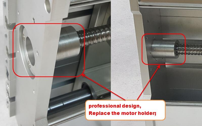 """Pigi kaina """"pasidaryk pats"""" CNC maršrutizatoriaus rėmo tekinimo - Medienos apdirbimo įranga - Nuotrauka 6"""