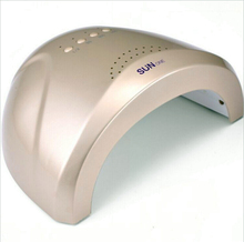 SUNone professional nail dryer 48 w uv lamp nail beauty salon beauty make-up nail dryer curing manicure tools