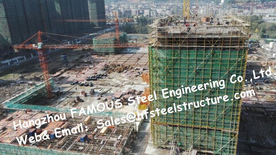 ③De varios pisos edificios de apartamentos chino erector para ...