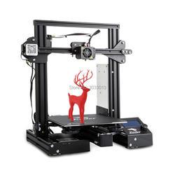 Mais novo 3D Printe Ender-3 Pro/Ender 3/Ender-3X KIT DIY impressora 3D  UpgradCmagnet Construir Placa Retomar o Poder Falha impressão