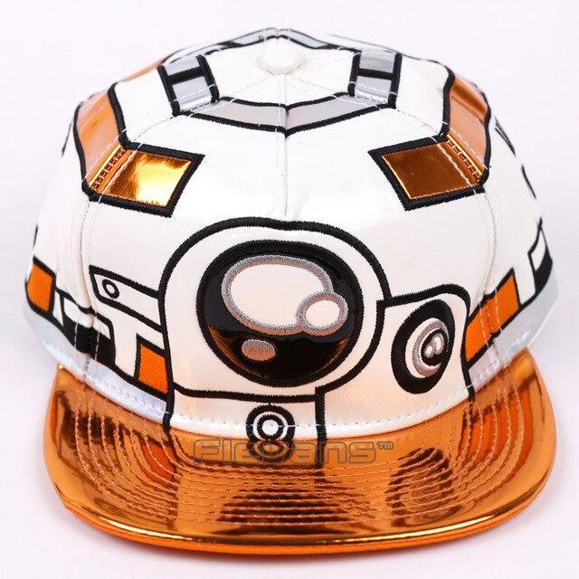 Unisex Star Wars Cosplay sombreros Boba Fett clone Troopers R2D2 BB ...