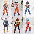 13-17 cm Dragon Ball Z Figura SHF S. H. Figuarts de Super Saiyan Goku Vegeta Vegetto Trunks figura de juguete