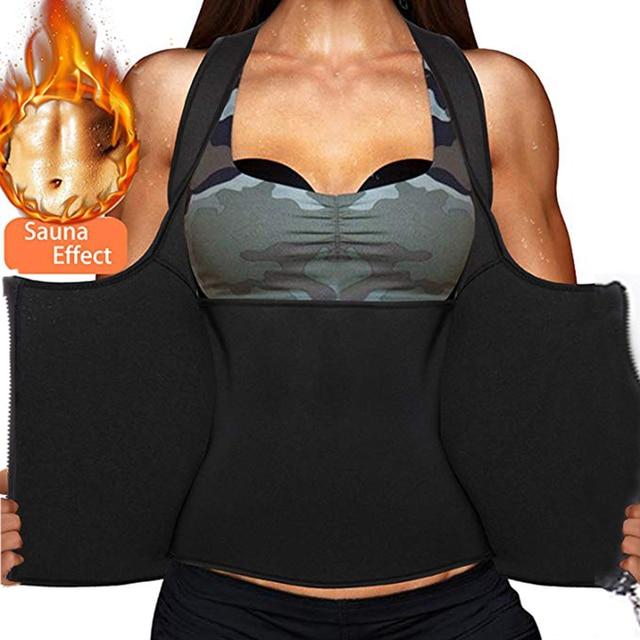 Maternity Clothing Postpartum Slimming Corset Neoprene Sauna Sweat Vests Hot Super Sweat Belly Band Belt Waist Trainer Shaper