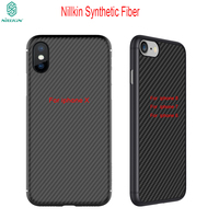 Nillkin Synthetic Fiber Cell Phone Case For Apple Phone SE 5S 6 6Plus 6s 6s 7