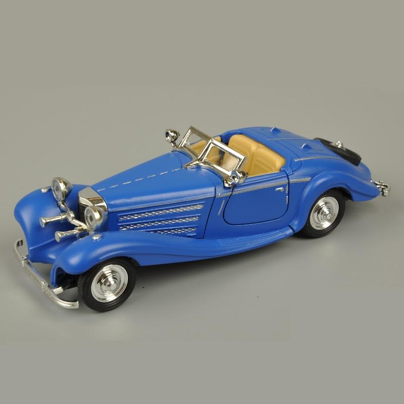 Veículos Miniatura e de Brinquedo 1:28 benz 500 k liga Certificado : ce
