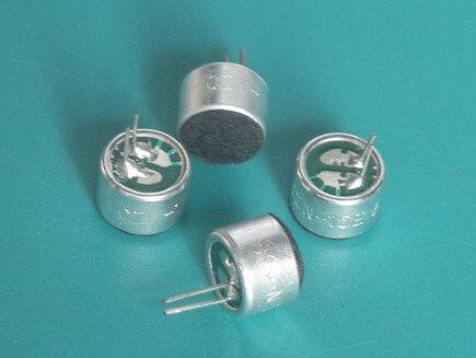2 pcnew WM-67D électret Microphone à condensateur Capsule microphone Cartouche