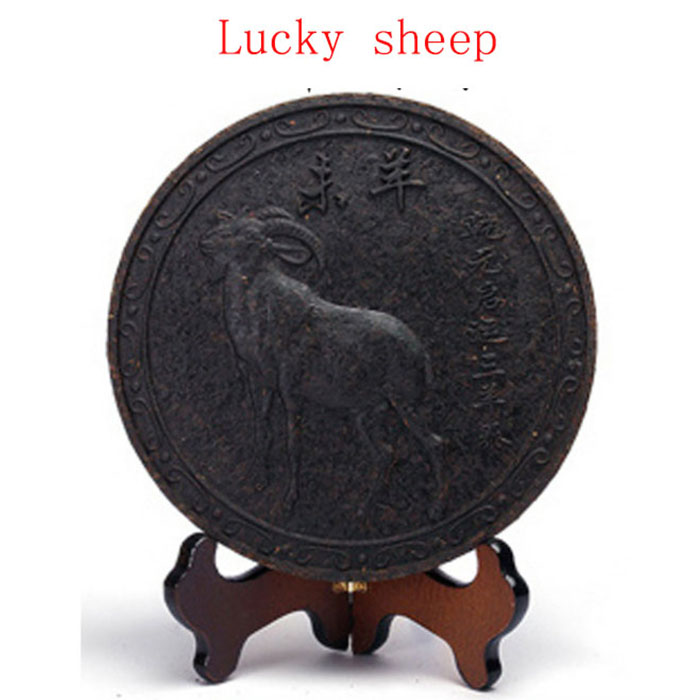 Image result for lucky sheep dahongpao big red robe