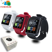 Smartwatch U8 Bluetooth Smart Uhr Smart Uhren Armband Schrittzähler Schlaf Gesundheit Fitnes Armband Digitale-uhr für Android iOS