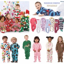 Climbing-Clothing Romper Foot-Warm-Pajamas Fleece Girls Baby Children And with Leotard