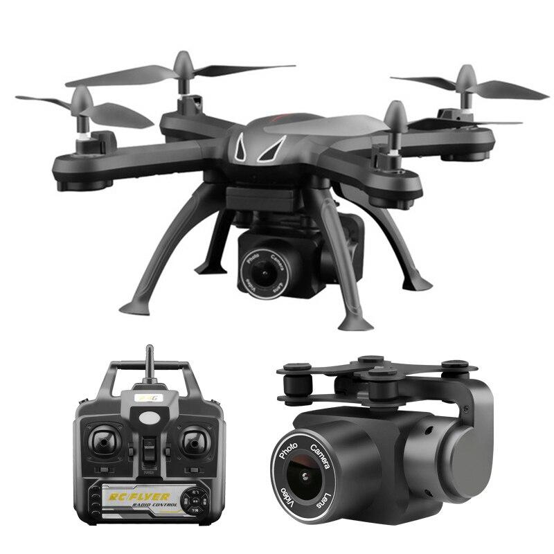 Drone X6S HD camera 480p / 720p / 1080p quadcopter fpv drone one-button return flight hover RC helicopter VS XY4 VS E58 slip-on shoe