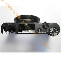 Новый ремонт Запчасти для Sony DSC RX100 IV RX100 M4 RX100M4 RX100 4 спереди внешняя оболочка + объектив Управление кольцо фокусировки