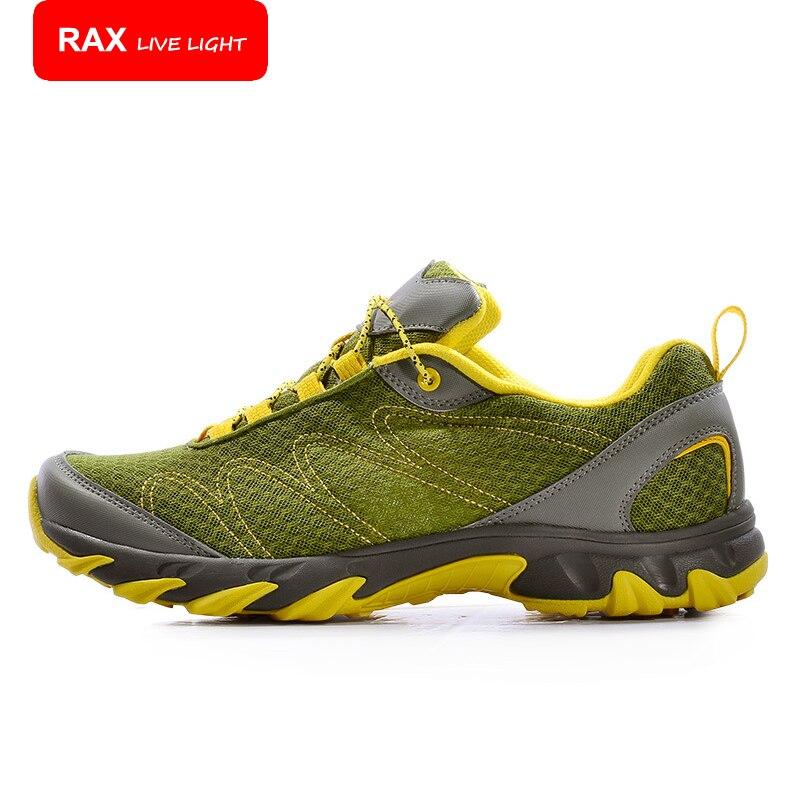 Rax hombres zapatos corrientes de los hombres las mujeres breatable zapatos depo