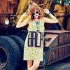 High Quality New Fashion Tank Tops Summer Tees Women Dress Cartoon Sleeveless Tank Tops Casual Women