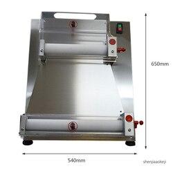10-40cm handlowa ciasta maszyna do prasowania automatyczne elektryczne piekarnia wałek do pizzy prasa do ciasta elektryczny narzędzie do makaronu