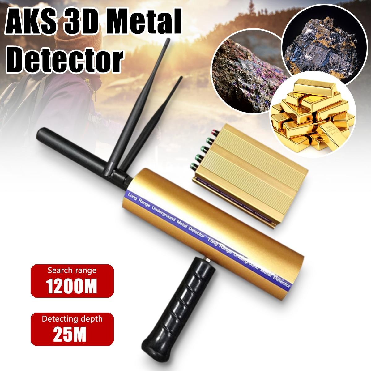Handhold подземное Золото Металлоискатель 1200 м Long Range поиск Охотник за сокровищами Finder сканер трекер детектор металла цепи