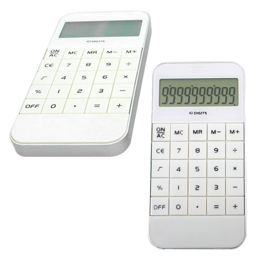 Portable Home Calculator Pocket Electronic Calculating Office Schoolcalculator To Assure Years Of Trouble-Free Service Computer & Office