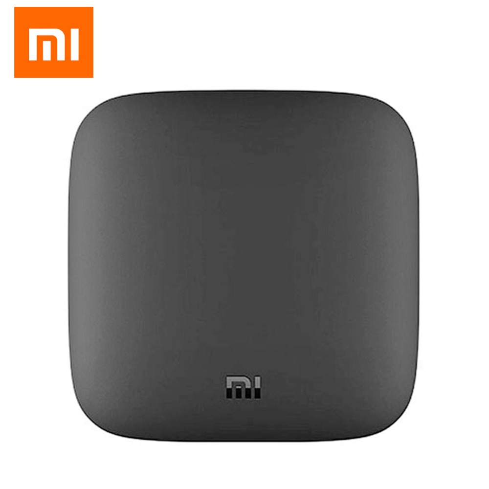 все цены на Original Xiaomi Mi 3C TV Box 4K 64bit Android 5.0 Media Player Quad Core Amlogic S905 Dolby DTS HDMI Chinese Version TV Box