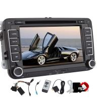 New 7 Inch 2 Din Car DVD GPS Stereo For Volkswagen Car DVD CD Player Autoradio