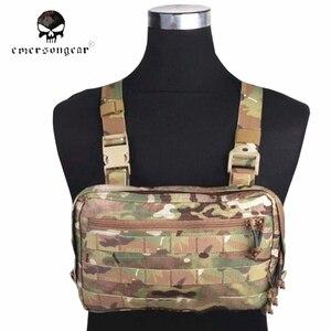 Image 4 - EMERSONGEAR EDC сумка, нагрудная сумка Recon Мультикам EM9285, охотничьи сумки