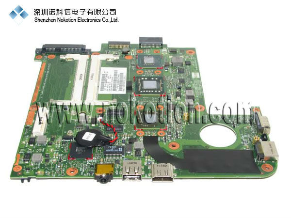 NOKOTION 584135-001 mainboard FOR HP TM2 laptop motherboard series SLGS4 SU4100 CPU onboard ddr3NOKOTION 584135-001 mainboard FOR HP TM2 laptop motherboard series SLGS4 SU4100 CPU onboard ddr3