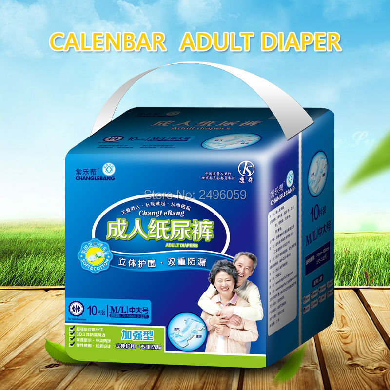 Disposable High Quality Adult Diapers from jinan China