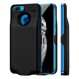 Image 5 - 6000 mAh Batterij Case Voor Huawei Honor 9 Lite Charger Case Silm schokbestendig power bank Charger Back Cover powerbank Gevallen capa