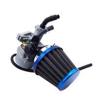 22mm Carburetor PZ22 Carb Filter 110cc 125cc ATV Go Kart Pit Pro Dirt Trail Bike DXY88