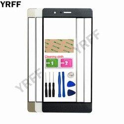 5,2 ''для Huawei G9 мобильный сенсорный экран внешнее стекло для Huawei P9 Lite G9 запасная Передняя стеклянная панель