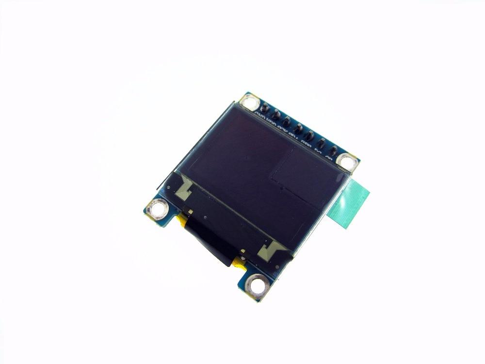 1pcs 1.3&#8243; OLED module White color 128X64 1.3 inch OLED LCD <font><b>LED</b></font> Display Module 1.3&#8243; IIC <font><b>I2C</b></font> Communicate with Case