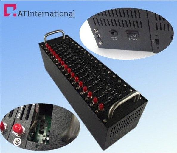 16 port modem pool Q2303 wavecom gsm q2303a module