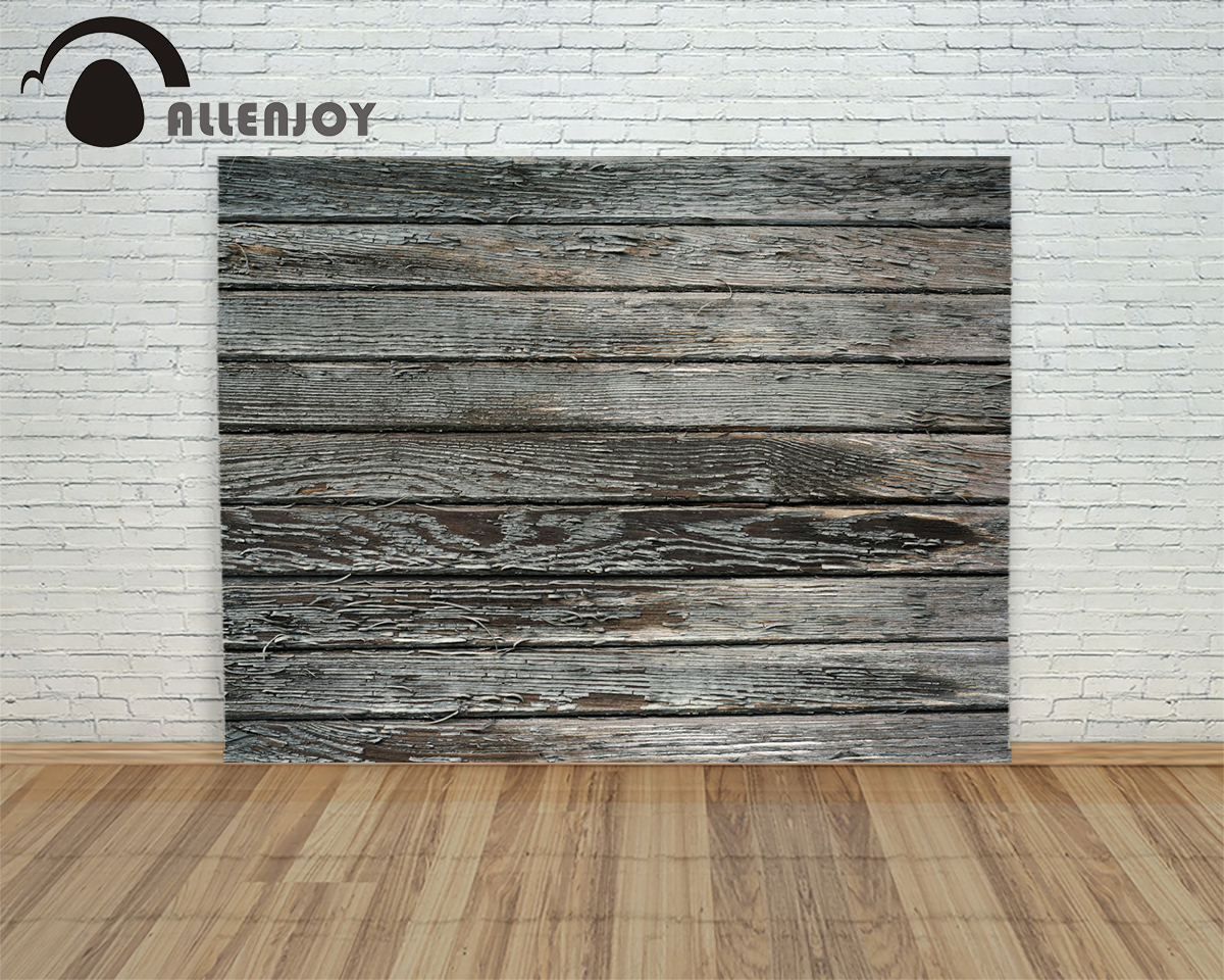 photography backdrops Dark gray bars wood brick wall backgrounds for photo studio bondibon французские опыты маша и медведь маша кулинар