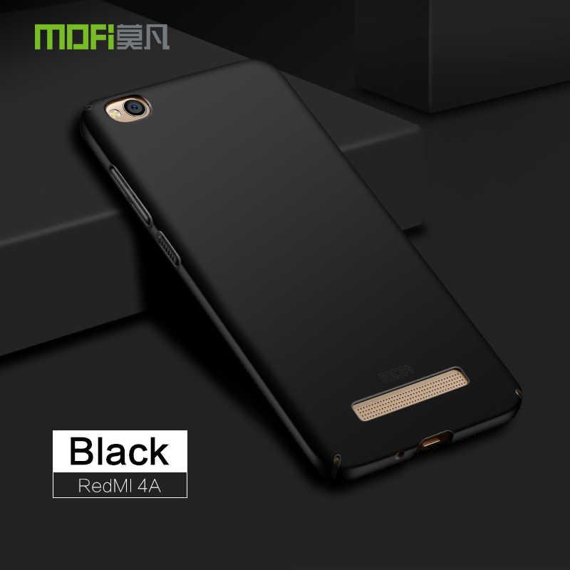 Оригинальный Mofi бренд чехол для Xiaomi redmi 4A силиконовый чехол для защиты от царапин жесткая задняя панель из поликарбоната для Xiaomi redmi 4, чехлы для redmi 4A