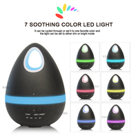 200ml Ultrasonic Humidifier Essential Oil Aroma Diffuser Air Purifier Home Office Mini Aroma Diffuser Aromatherapy Mist