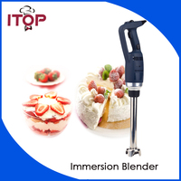 ITOP Plastic Immersion Blender Hand Held Commercial Juicer Maker Professional Stick 5 Different Sticker Can Be