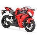 1:10 modelo de La Motocicleta Modelo de Simulación de Modelos CBR1000RR Modelos Diecast Metal Moto Raza Miniatura Juguete De Regalo Colección