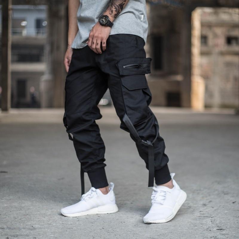 Pioneer Camp 2019 Casual Pants Men Brand Clothing High Quality Autumn Long Khaki Pants Elastic Plus